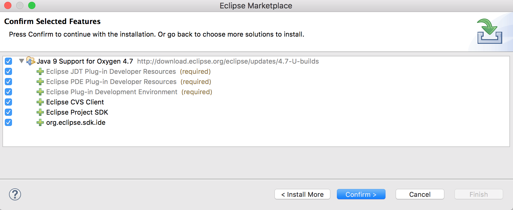 eclipse plugin for java9 development